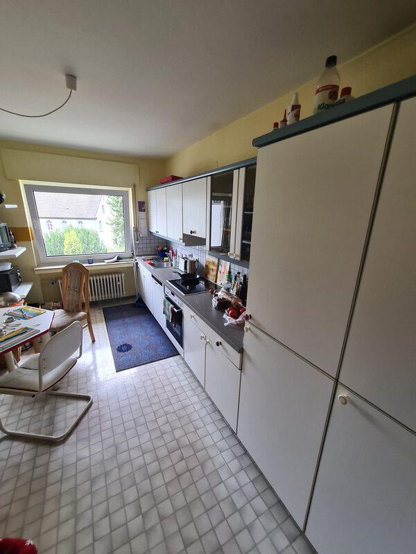 Entrümpelung einer Küche